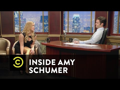 Amy Schumer's 'Celebrity Interview'