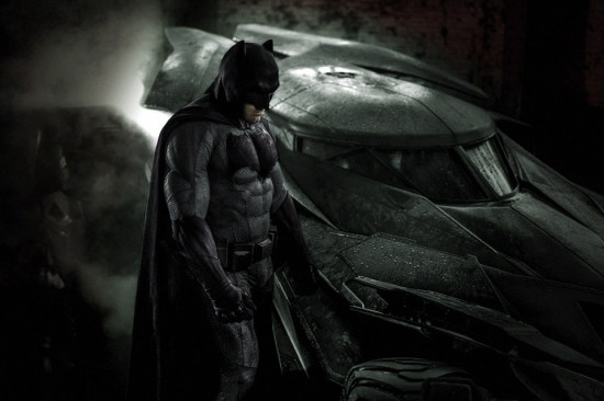 RUMOR: Batman Proves How Awesome He is in Suicide Squad