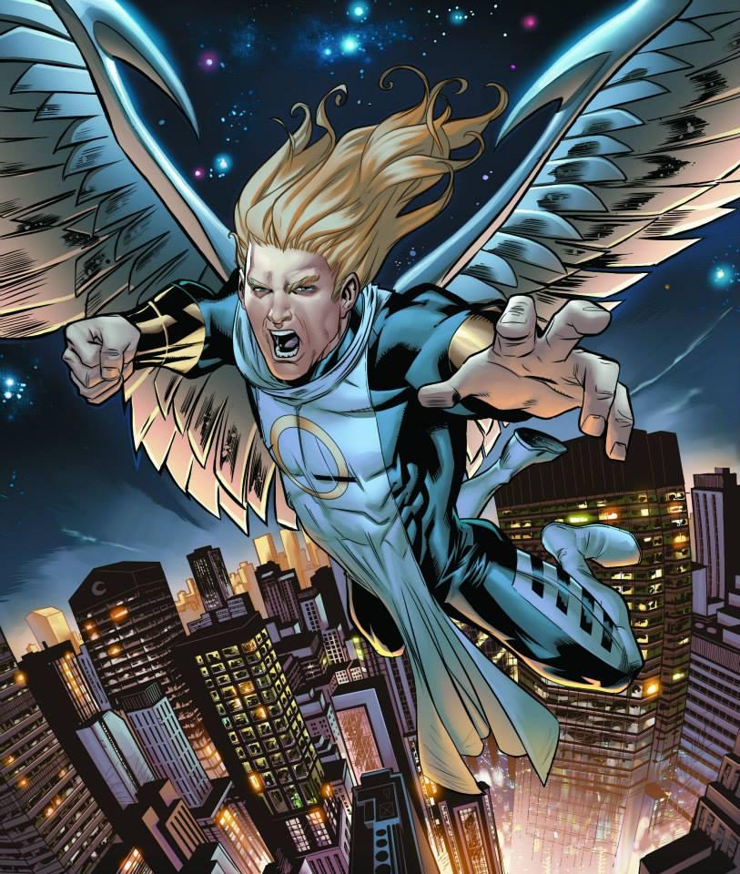 Angel Takes Flight for X-Men: Apocalypse … well, kinda…