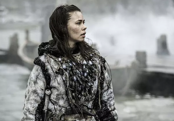 That Moment You Realize the Wildling Woman on Game of Thrones Is Kommissar from Pitch Perfect 2