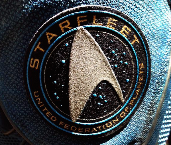 'Star Trek 3' Director Justin Lin Tweets Out Film Title and New Starfleet Insignia
