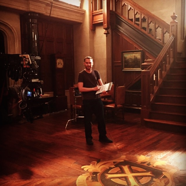 Step Inside the X-Mansion with Bryan Singer for X-Men: Apocalypse!