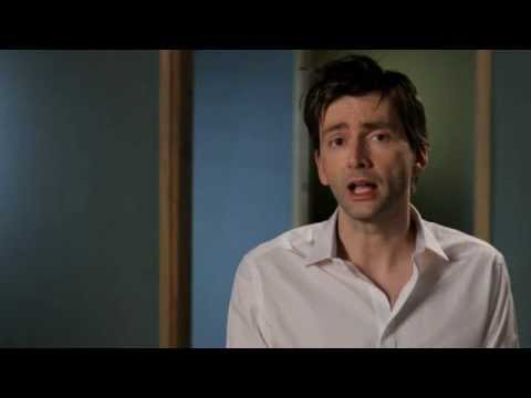 Swoon….David Tennant Recites Shakespeare's Sonnet No. 12