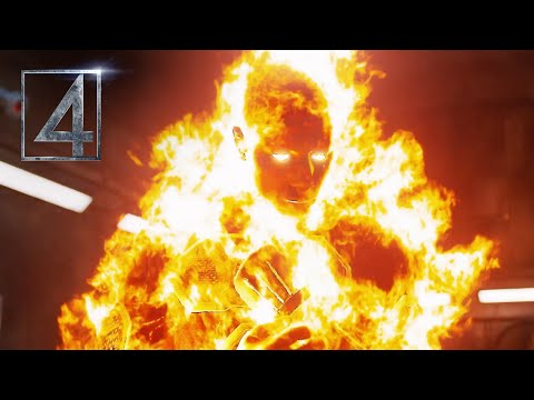 Get Your Mind Blown with the New Fantastic Four Television Teaser