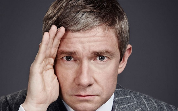 Martin Freeman Clues Us In to his Role in Captain America: Civil War!