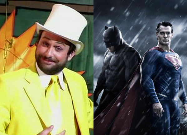 'Batman v Superman' Mashup with 'It's Always Sunny' Dayman Wins Every Mashup Ever