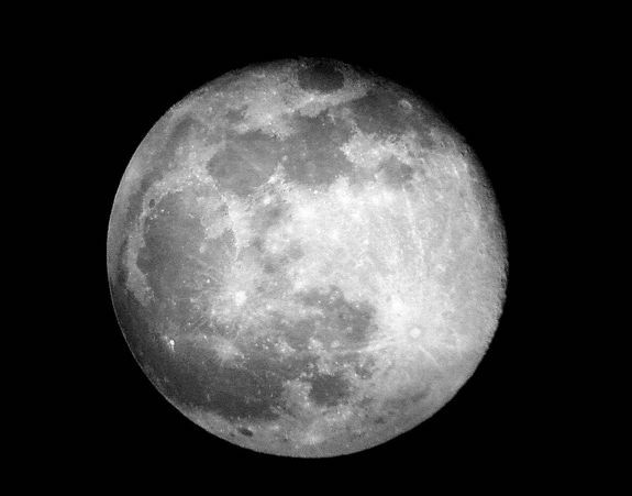 DON'T FORGET TO SOAK IN THE BLUE MOON TONIGHT!
