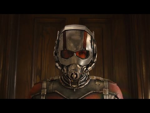 Ant-Man Tries to Run Through a Key Hole and Fails. Watch the Clip Here!