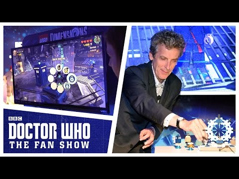 Take An Inside Look At The Doctor Who Lego Dimensions Gameplay!