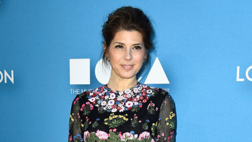 MARISA TOMEI RUMORED TO BE AUNT MAY IN SPIDER-MAN FILMS