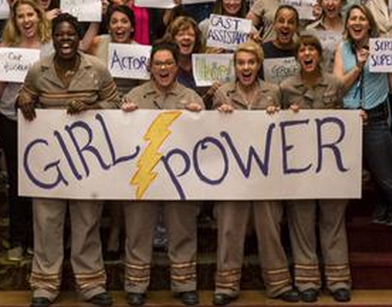 Check out Melissa McCarthy's 'Girl Power' Tweet from the Ghostbusters Set!