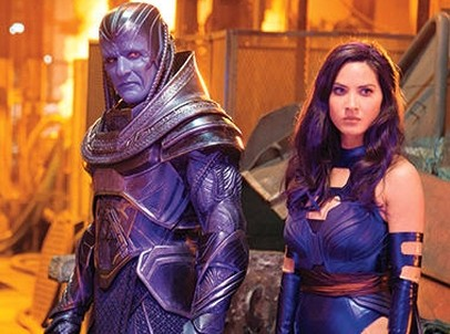 Watch Olivia Munn Training to be Psylocke for X-Men: Apocalypse!