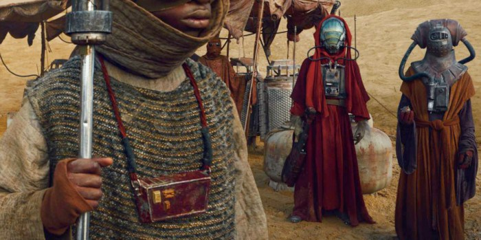 New Star Wars: The Force Awakens Characters Introduced!