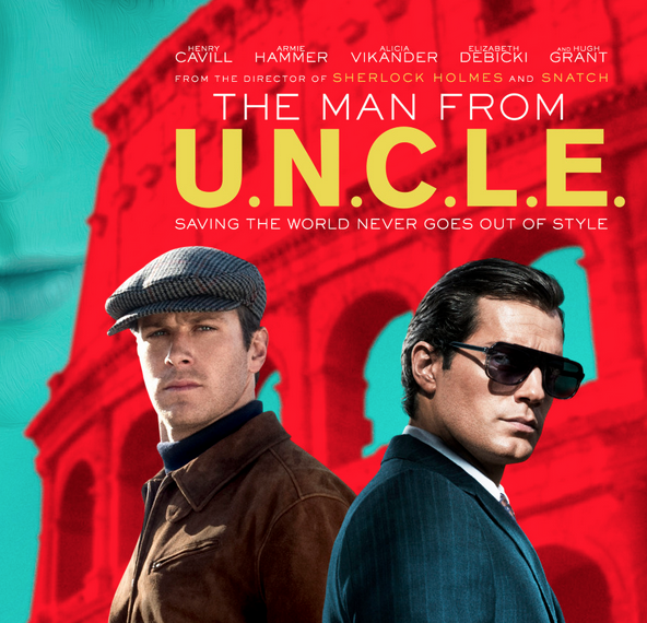 Movie Review – THE MAN FROM U.N.C.L.E.