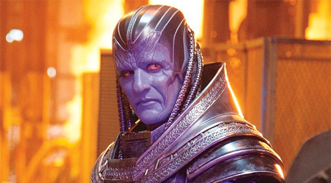 Apocalypse Looks Much More Terrifying in New Pics for X-Men: Apocalypse