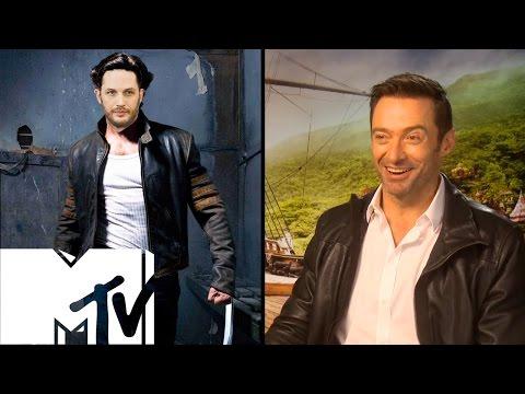 Hugh Jackman Fancasts Tom Hardy as Next Wolverine