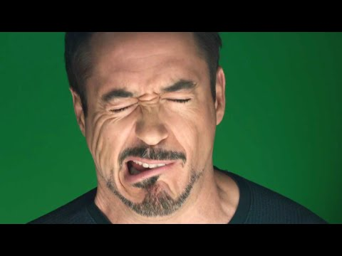 Hilarious Avengers: Age of Ultron Bloopers and Gag Reel