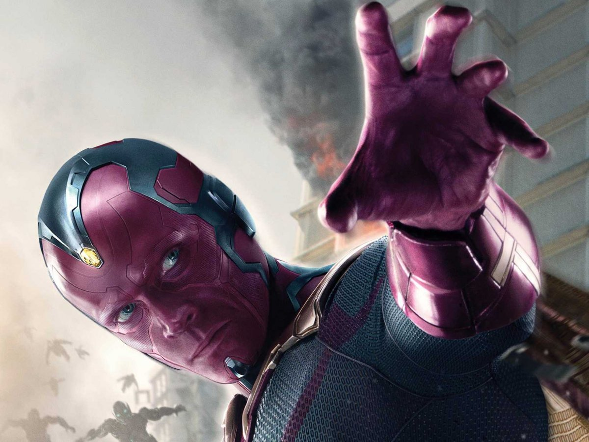 Paul Bettany Admits The Vision is Dangerous in Captain America: Civil War