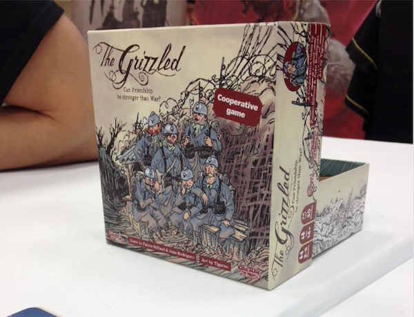Game Review – THE GRIZZLED: A Tough, Well-Done Cooperative Game With An Equally Tough Theme