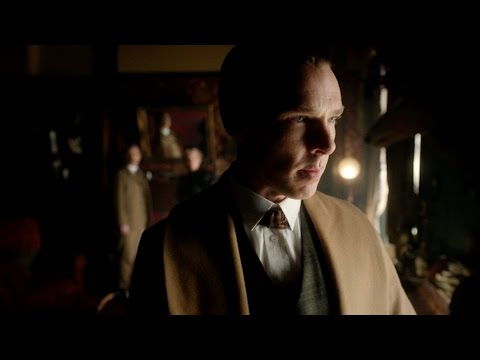 Official Trailer for Sherlock Christmas Special!