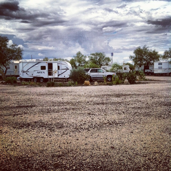 RV LIVING: Taking a Leap