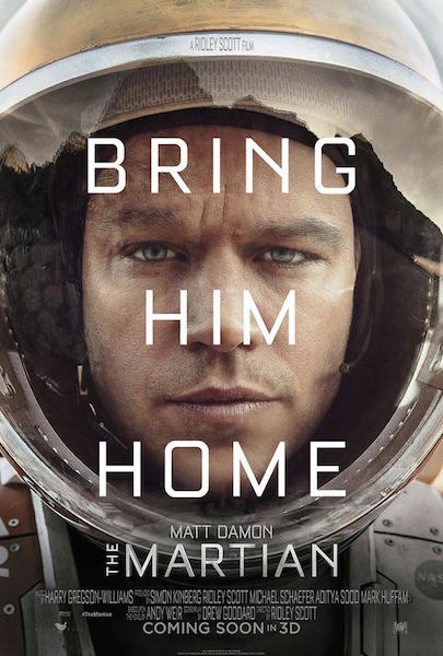 Movie Review – THE MARTIAN