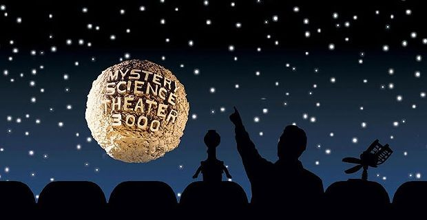 Mystery Science Theater 3000 Is Coming Back!