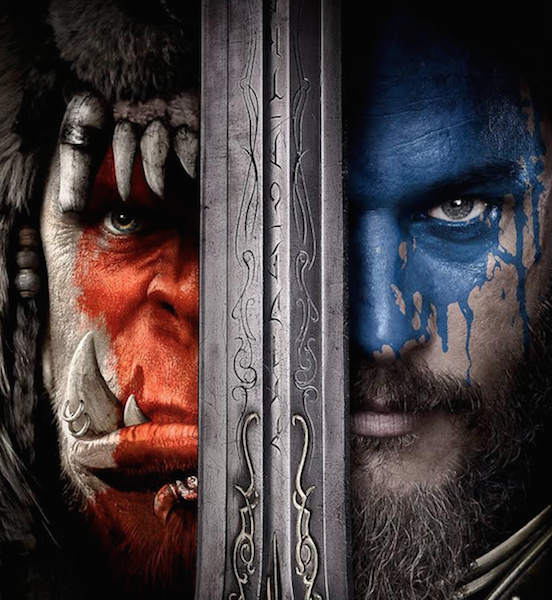 New WARCRAFT Movie Poster Revealed