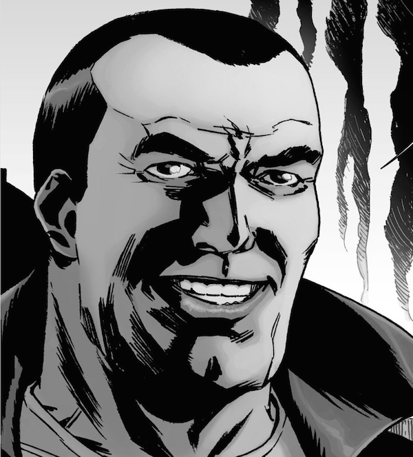 Jeffrey Dean Morgan Cast as Super Scary and Sadistic Sociopath Negan on AMC's The Walking Dead