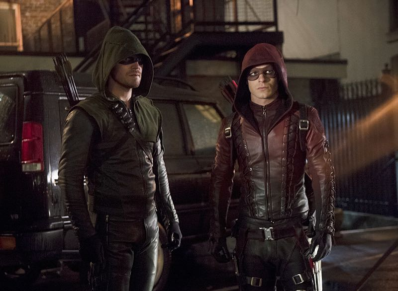 Colton Haynes Bringing Roy Harper Back to Star City for CW's Hit Series Arrow!
