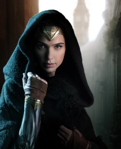 Gal Gadot Tweets Out The First Image Of Wonder Woman!