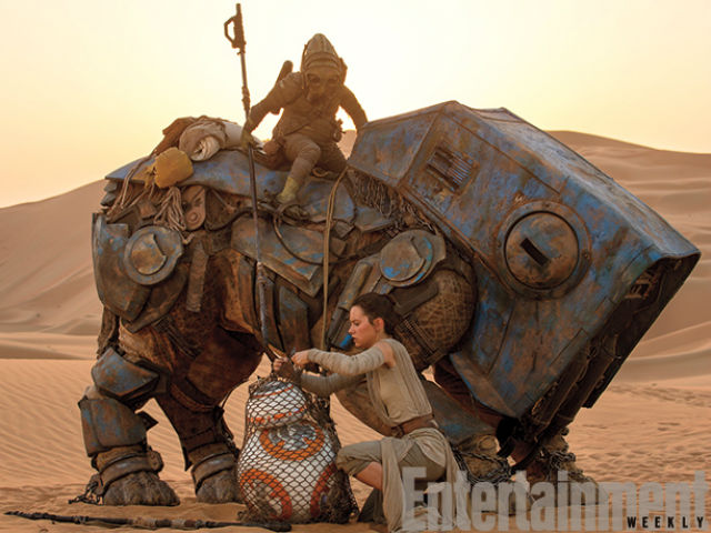 Star Wars: The Force Awakens Is PG-13