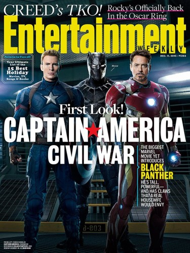 Captain America: Civil War Shows That Lines Have Been Drawn and the Fight is On!