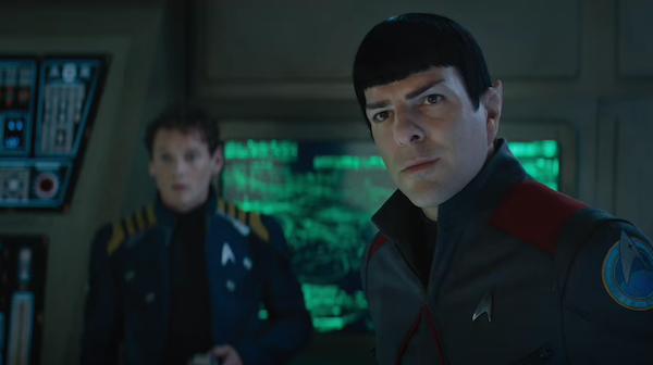 First Star Trek: Beyond Trailer Is All Action
