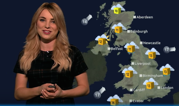 Weather Forecaster Gives a Flawless Forecast Full of Star Wars Puns and Wins at Life!