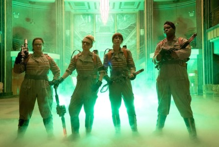 Leslie Jones Posts New Character Poster of Her Ghostbusters' Character and She Doesn't Care What You Think, Bitch!