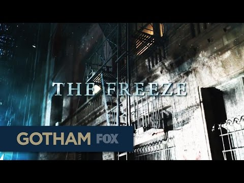 Gotham Teases a Deep Chill Coming in Fall with Mr. Freeze!