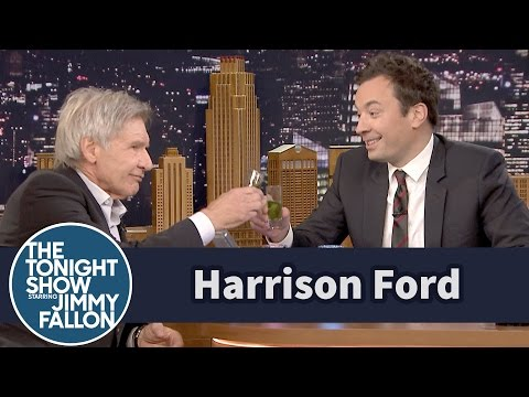 Han Solo Definitely Shot First On The Tonight Show With Jimmy Fallon!