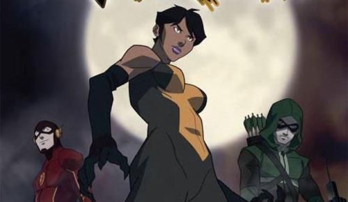 Live Action Vixen Coming to CW's Arrow!