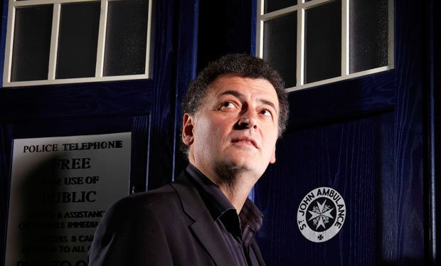 Steven Moffat Quits Doctor Who!