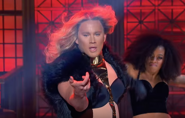 Channing Tatum Channels His Inner Beyonce in His Lip Sync Battle with Jenna Dewan-Tatum AND THEN SOMETHING AWESOME HAPPENS!