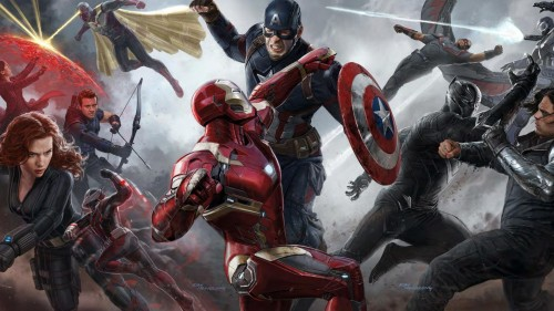 Marvel Movie News Guide for Episode #65 — MATT KEY TALKED TO THE RUSSOS ABOUT CIVIL WAR, AGENT CARTER AND DOCTOR STRANGE CROSSOVER, DAREDEVIL IS AWESOME!