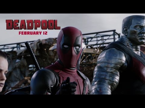 NEW DEADPOOL TRAILER IS A KICK TO THE FACE!