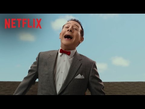 Pee-wee's Big Holiday Teaser and Release Date!