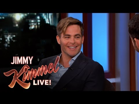 Chris Pine Says Wonder Woman Fights With Compassion
