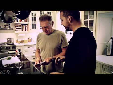 Harrison Ford Tells David Blaine To Get The F&*$ Out Of His House!