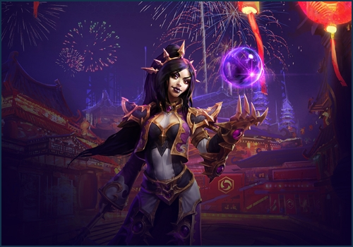Lunar New Year Events in Our Favorite Games