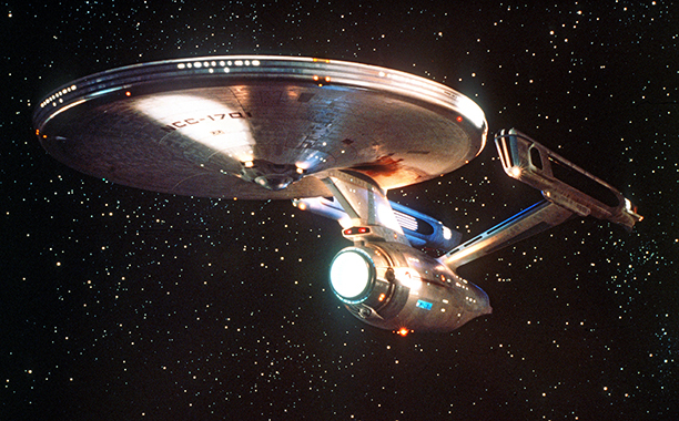 Brand New Star Trek Series To Have Bryan Fuller In The Captain's Chair!