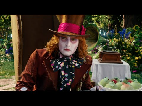 It's The Extended Trailer For Alice Through The Looking Glass!