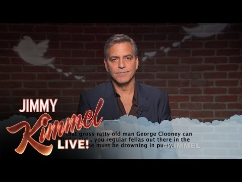 Watch Sean Penn, Emily Blunt, Oscar Isaac and More Get Reamed on Jimmy Kimmel's Oscar Edition of Mean Tweets